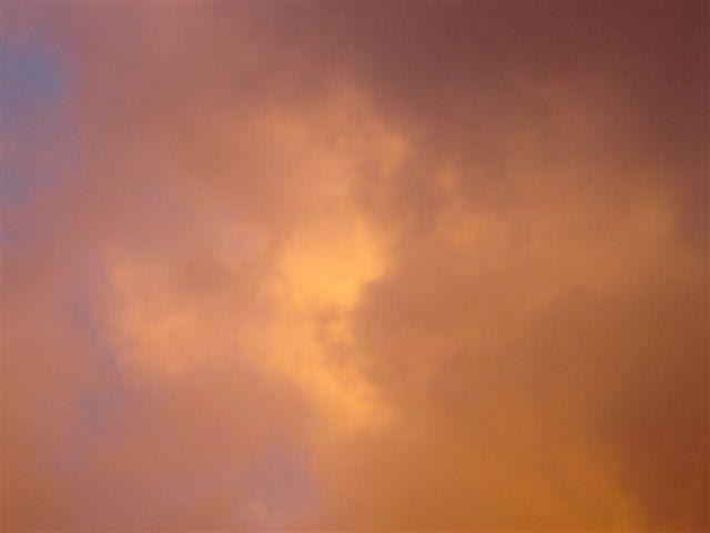 Wolkenkulisse