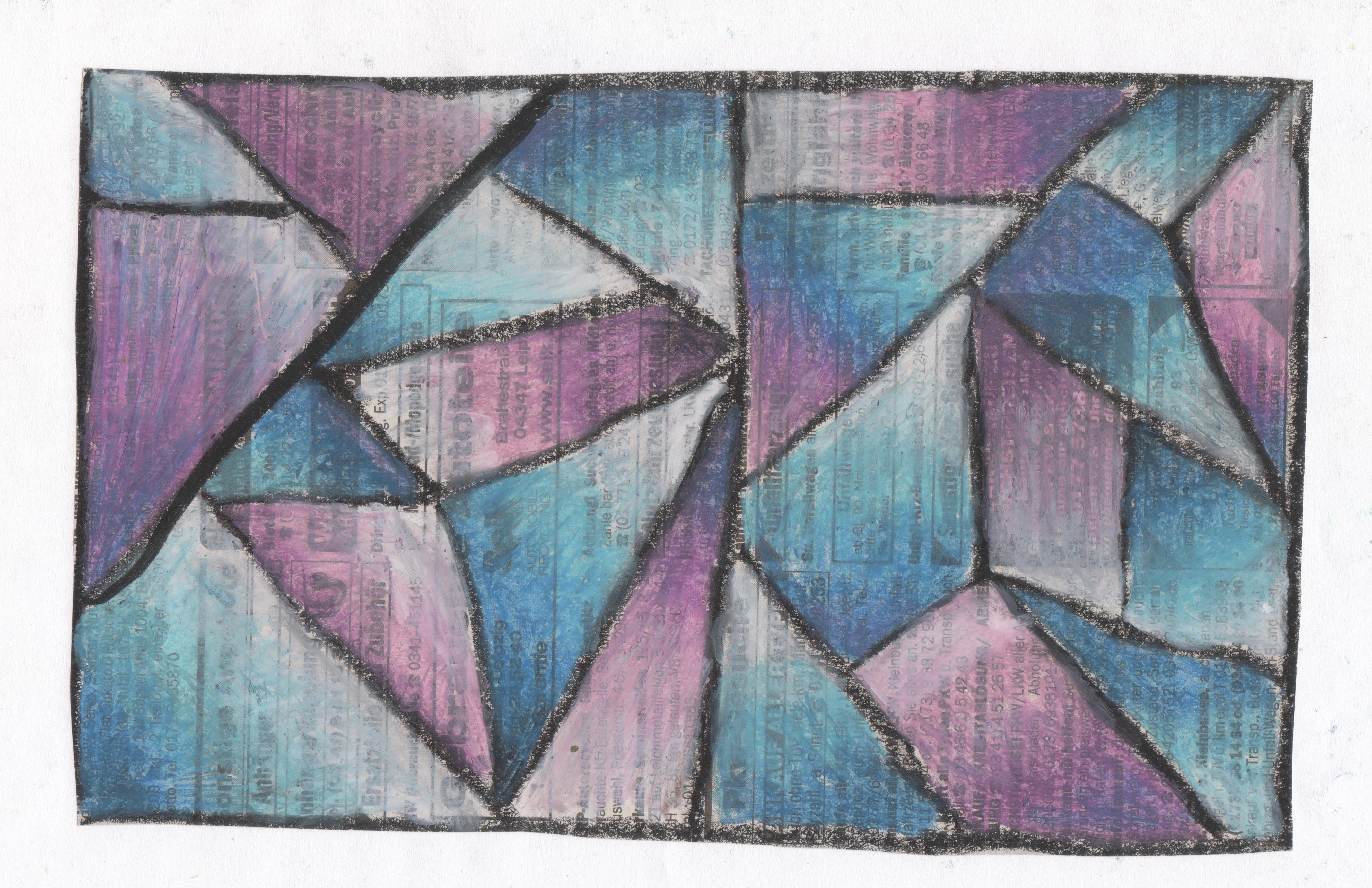 Farbmosaik 2