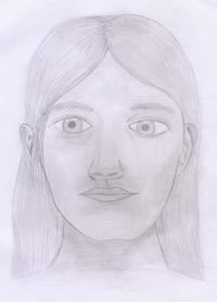 Diesmal habe ich mich mal an einem männlichen Portrait versucht. Ergebnis seht ihr ja selber :).
